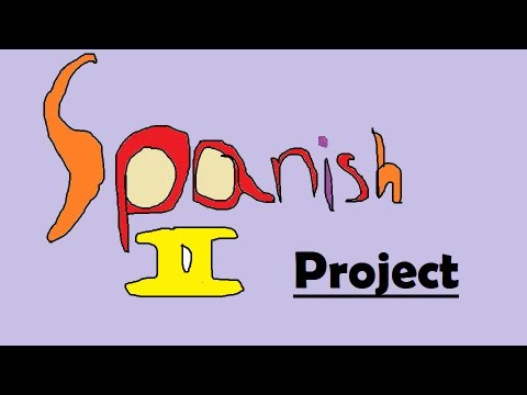Spanish II Video Project - My Daily Routine
