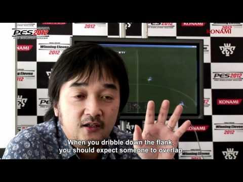 PES 2012 Официальный видео-трейлер анонс