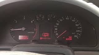 Двигатель (ДВС) Audi A4 B5 (1994-2001) Артикул 52723475 - Видео