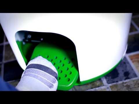 فيديو: غسالة تنظف ملابسك في 5 دقائق من دون كهرباء