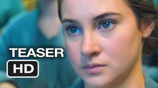 Divergent Official Teaser (2014) - Shailene Woodley Movie HD