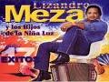 Ni que estuviera loco Lizandro Meza