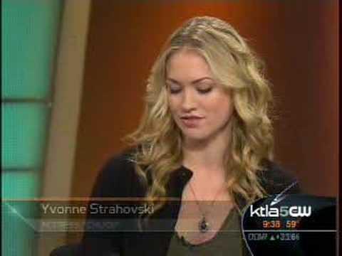 Yvonne Strahovski of TV-s Chuck