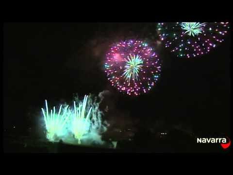 Que siga la fiesta 11 julio 2014 Parte 2 y Fuegos Artificiales