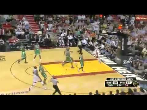 "LeBron James - Dwyane Wade - Miami Heat - Dynamic Duo MIX ""2012"""