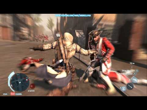 Assassins Creed 3 Kills Montage 2