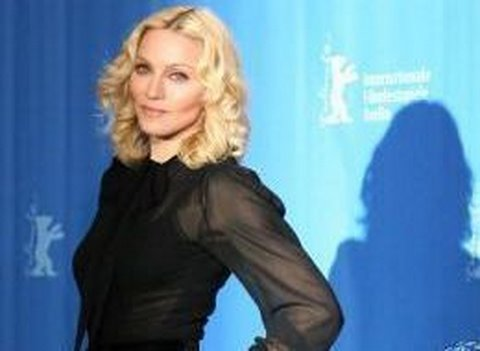 Madonna Nude Pic Goes On Auction