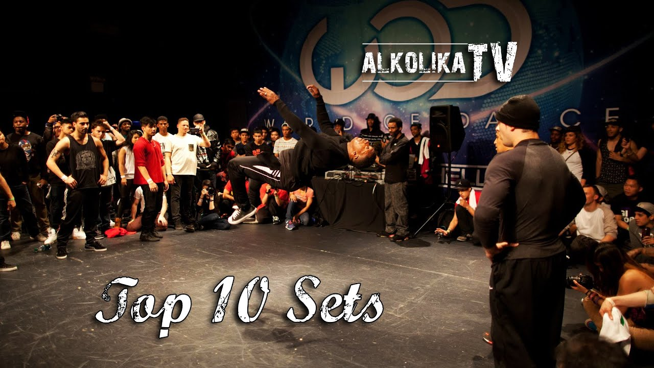 BBOY MACHINE - Top 10 Sets