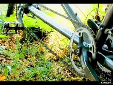 VIDEOCLIP Traseu MTB cu bicicleta tandem in Bucuresti