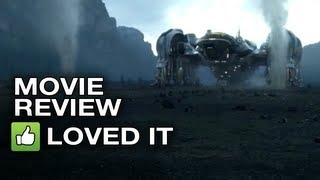 Prometheus Movie Review - Lovers Gonna Love (2012) Ridley Scott Movie HD