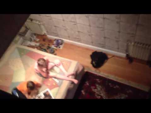 Интимное видео скрытой камеры в общаге извиняюсь