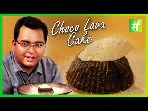How to Make Choco Lava Cake | By Chef Ajay Chopra