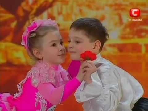 Ukraine-s got talent very cute children performance (english subtitles)