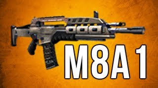 Black Ops 2 In Depth - M8A1 Assault Rifle Review