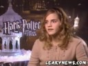 Emma Watson Harry Potter And The Goblet Of Fire Interview
