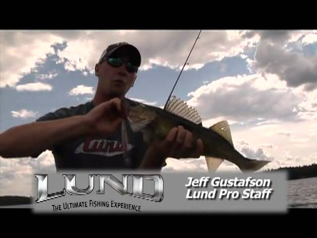 How to Pro-tip: Jeff Gustafson on Walleye