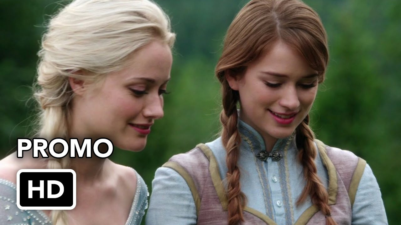 """Once Upon a Time Season 4 Promo """"Cast of Frozen Join"""" (HD) Thumbnail"""