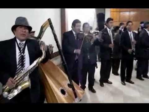 ORQ. LOS GENIOS TUNANTEROS DEL PERU, LOS PIHUINCHOS DE MUQUIYAUYO 2011. PRIMICIAS.