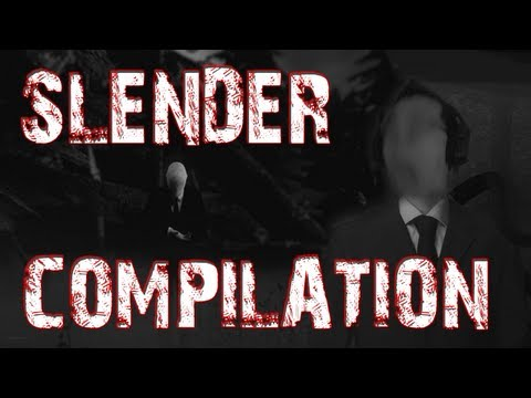 Slender Reaction Compilation -S_dxYq0-NAw