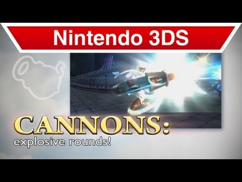 Nintendo 3DS - Kid Icarus: Uprising Weapons Trailer