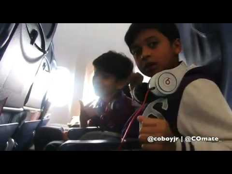 Coboy Jr. Special Behind The Stage - Magelang Trip Part 1