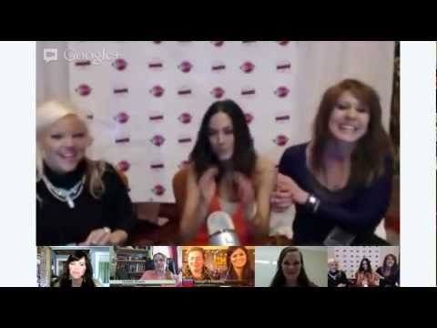 #Cmchat Twangout LIVE from #NashVegas Day 1 Afternoon