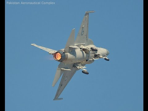 JF-17 Thunder Launch & Recovery