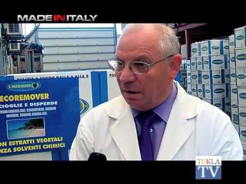 Made in Italy 4 di 4 - Alla scoperta del PVC - Servizio Ecoremover - 2 Giugno 2010