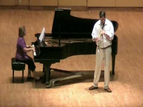 Le Api, Performed by Daniel Loudenback on Soprano Saxophone