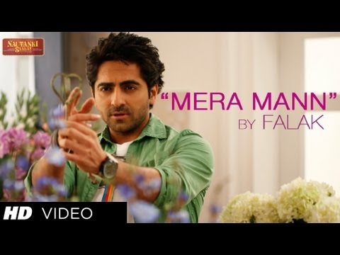 Mera Mann Full Video - Nautanki Saala Song