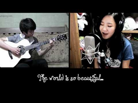 I'm in Love Narsha feat. Sungha Jung Cover Live by Megan Lee