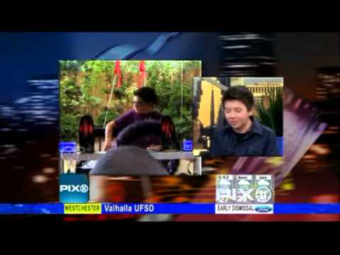 Bradley Steven Perry On NY PIX Morining News + 'Sharpay's Fabulous Adventure' Exclusive New Scene