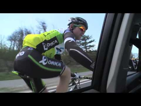 Orica-GreenEDGE Backstage Pass - Giro stage 2
