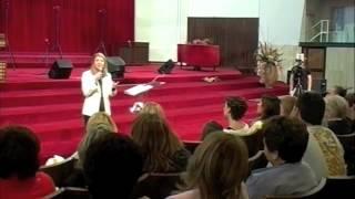 11 Maggio 2007 - Quando flagelliamo Barabba e rilasciamo Gesù - Pastore Diana Aliotti