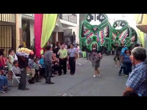 Tlahualiles Sahuayo, Michoacan 4/agosto/2014 Fiestas Patronales 1