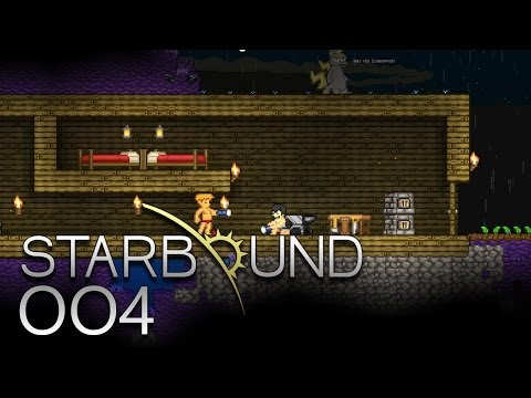 STARBOUND [HD+] #004 - Space Käpt'n & Weltraum Boy! ★ Let's Play Starbound