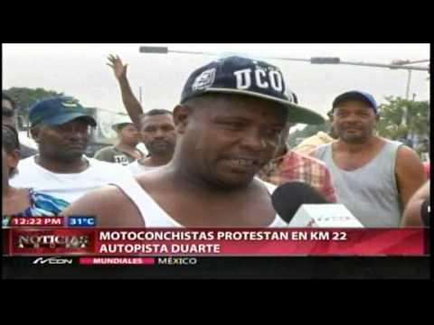 Protesta en La Guáyiga