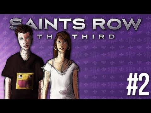 skkf & Madzia: Saints Row: The Third #2 - DZIWADŁO