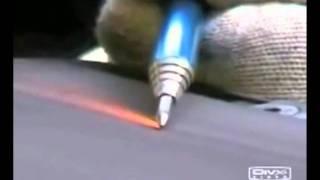 Wolfram elektróda hegyező