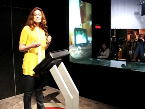 CES 2010, Kodak Presentation on Imaging