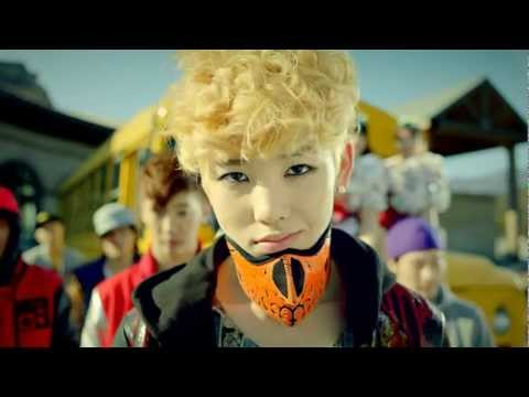 Bang Yong Guk &amp; ZELO 'Never Give Up' M/V