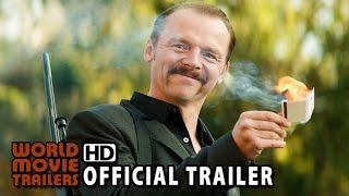 KILL ME THREE TIMES Official Trailer (2015) - Simon Pegg HD