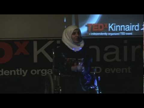 TEDxKinnaird - Tanzila Khan - Surpassing Limitations