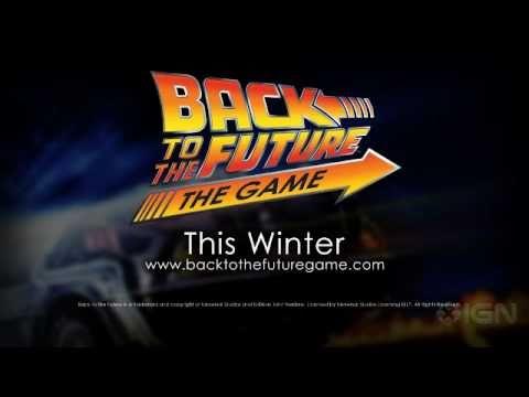 Back to the Future: The Game - Hey McFly! - UCKy1dAqELo0zrOtPkf0eTMw