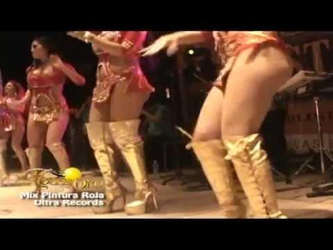 Las Aguas de Oro - Mix Pintura Roja - Ultra Records