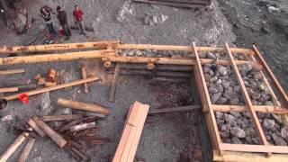 Flathead Lake Dock Construction