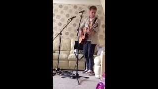 Ed Sheeran Sing loop pedal cover by Bill Downs