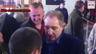 Директор Бронетанкового завода сбежал от Автомайдана