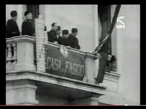 Nuoro - La riunione del consiglio del partito Fascista / Gennaio 1934 [Istituto LUCE]