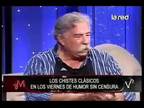 """Profesor Rossa y su chiste del """"Globo"""""""